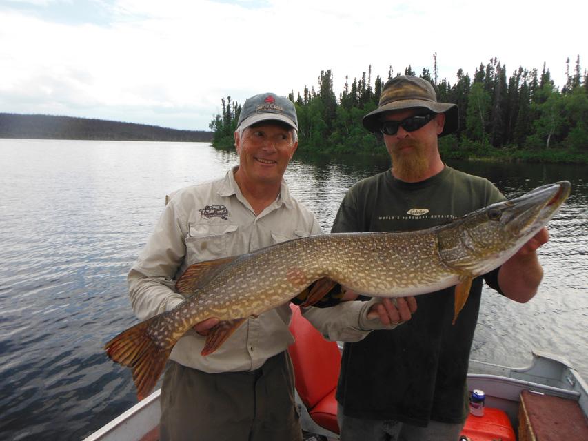 Cree river lodge wapata lake saskatchewan fishing for Fishing in quebec